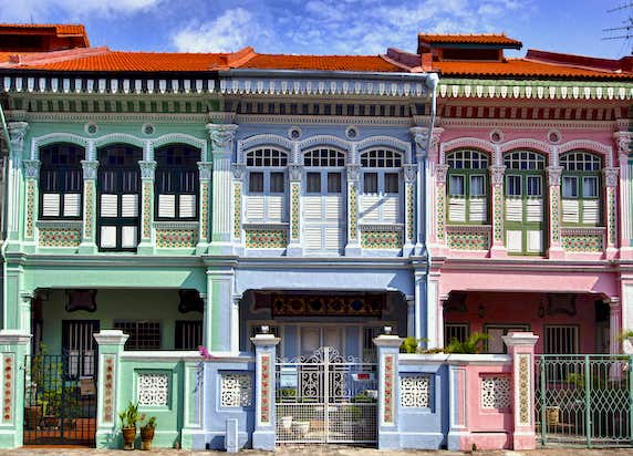 Old is Gold: 5 Reasons to Invest in Shophouses