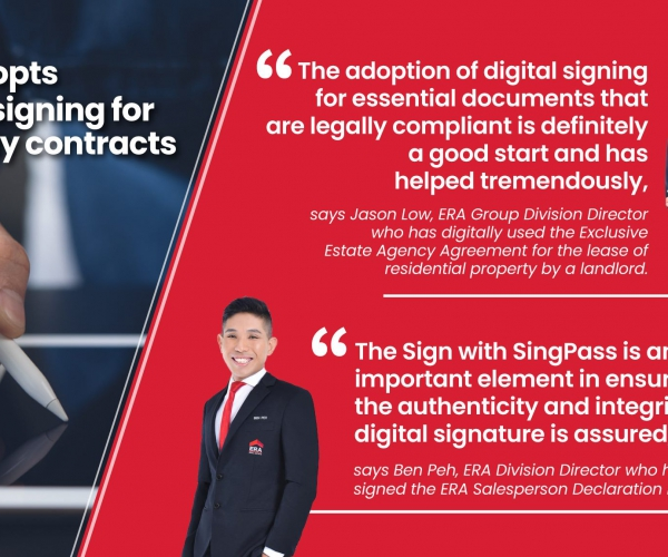 Landlords and Tenants can Now Sign Tenancy Agreements Digitally