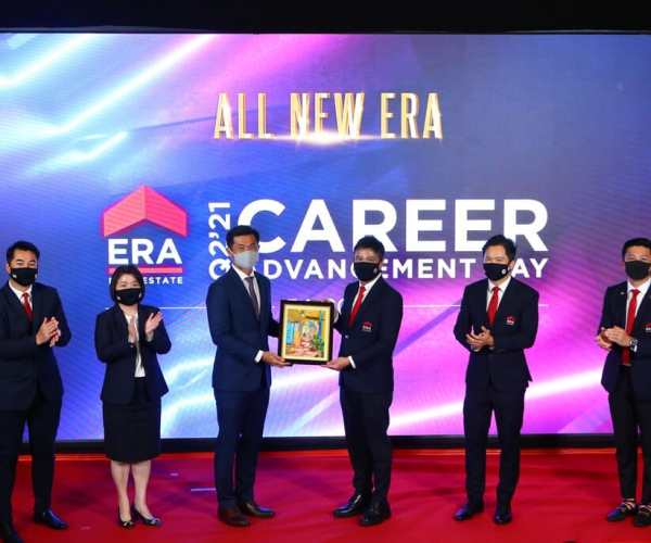 Q2'2021 Career Advancement Day: ERA Launches Charity Art Exhibition to Empower Children and Youth from Needy Families.