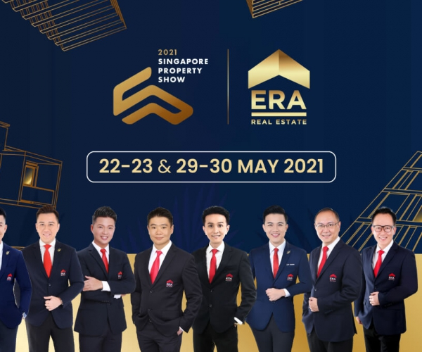 ERA Singapore to Join Singapore Property Show 2021 in a NEW Seven-partner Collaboration